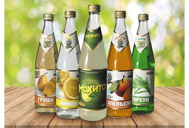 Лимонад «Бавария»