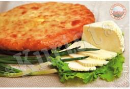 Пирог сырный с зеленью